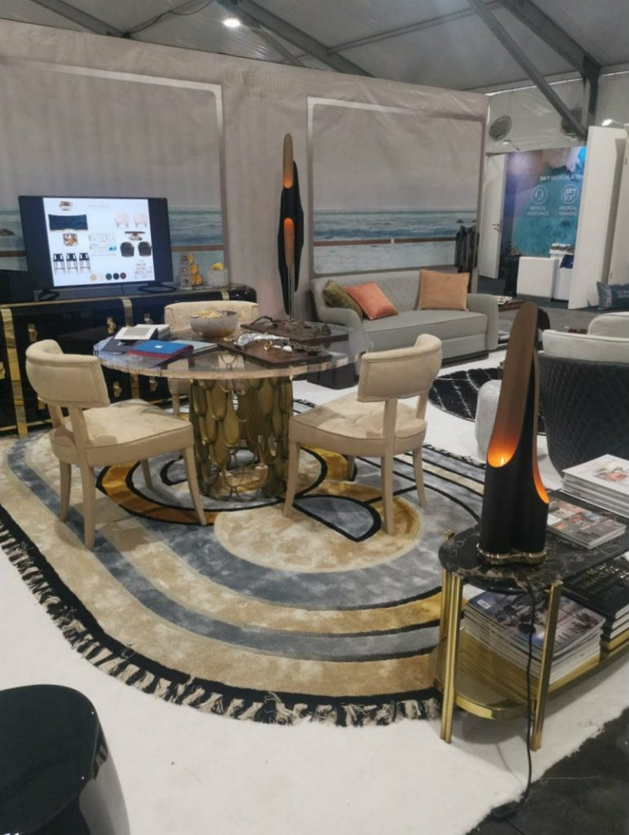 flibs 2019 Inside one of the most Luxurious Stands of FLIBS 2019 Inside one of the most Luxurious Stands of FLIBS 2019 3
