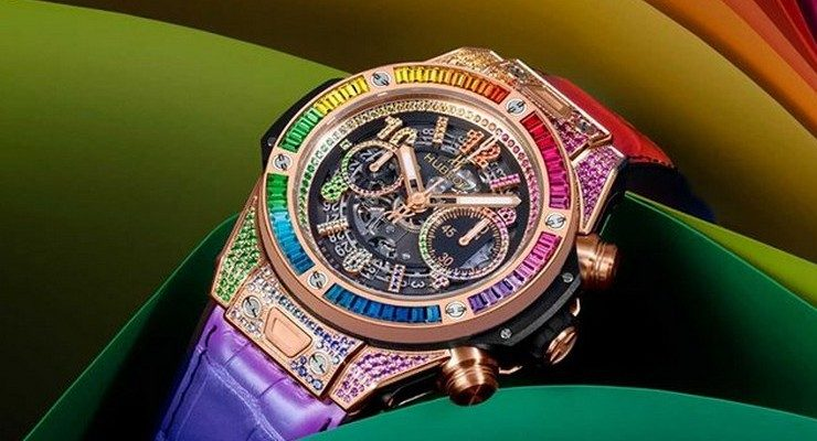 A Little Look at Hublot's Unique Watchmaking Abilities