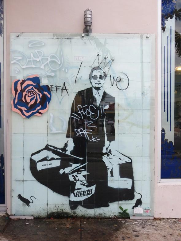 Art Basel Miami Banksy at Art Basel Miami 2018 Banksy at Art Basel Miami 2018 1