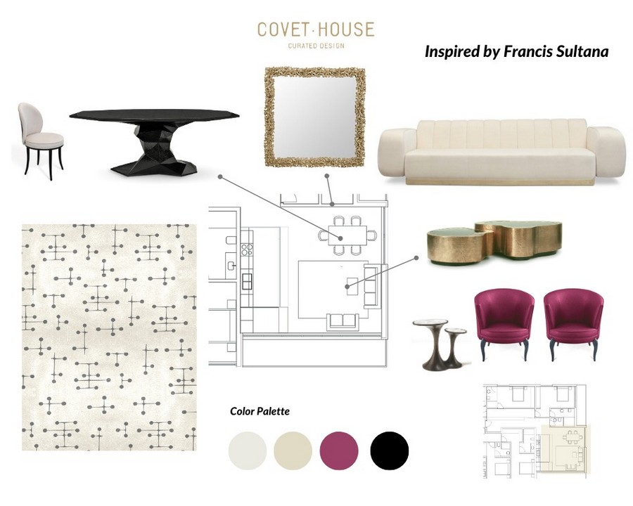 Decorate your home with this moodboard inspired in Francis Sultana francis sultana Decorate your home with this moodboard inspired in Francis Sultana Decorate your home with this moodboard inspired in Francis Sultana 1
