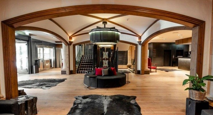 Venture inside the Incredible Gstaad Hotel by Alberto Pinto