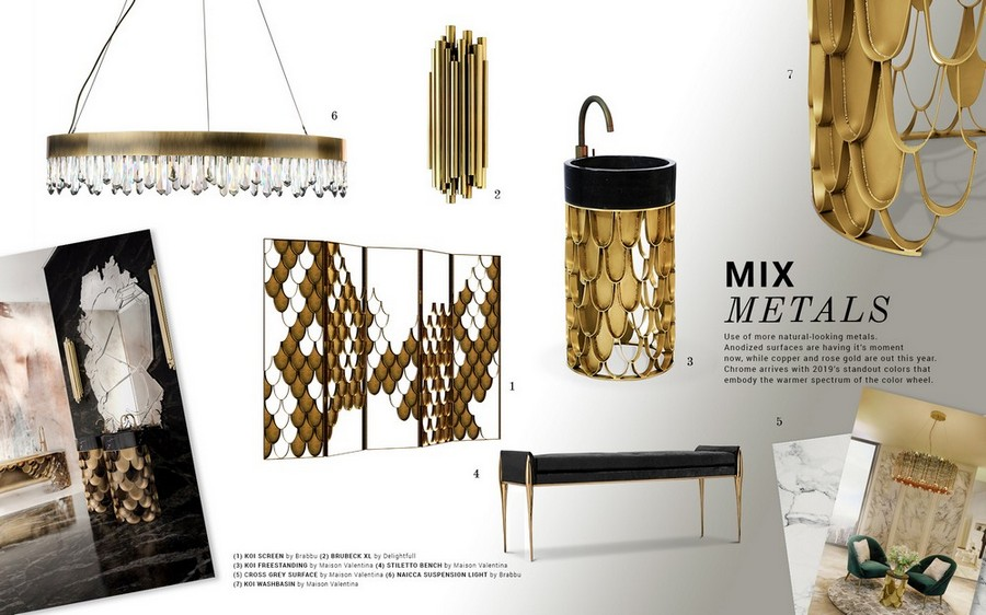 Revamp your Luxury Bathroom with these Moodboards!