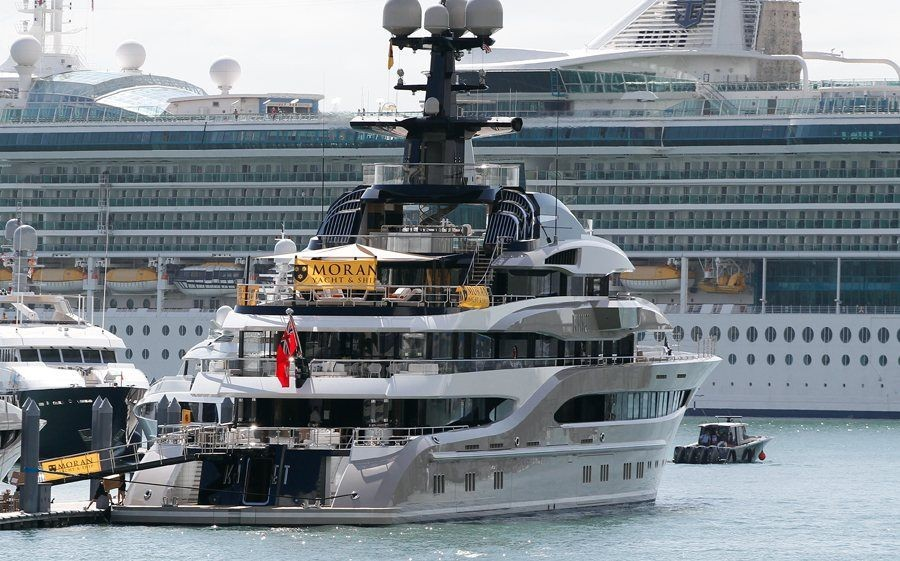 Miami Luxury Yacht and Boat miami yacht show The Luxury Miami Yacht Show is Here! February 13-17, 2020 5773d7b8019535fb449c8b2ac5313e1f
