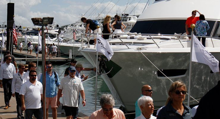 Miami Luxury Yacht and Boat miami yacht show The Luxury Miami Yacht Show is Here! February 13-17, 2020 83b0d05342bfa8497cebccb3316b5629 740x400