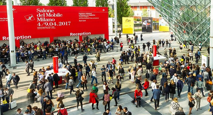 milan design week 2020 Milan Design Week 2020 // Countdown with Exclusive Collection salone del mobile milano 2017 740x400